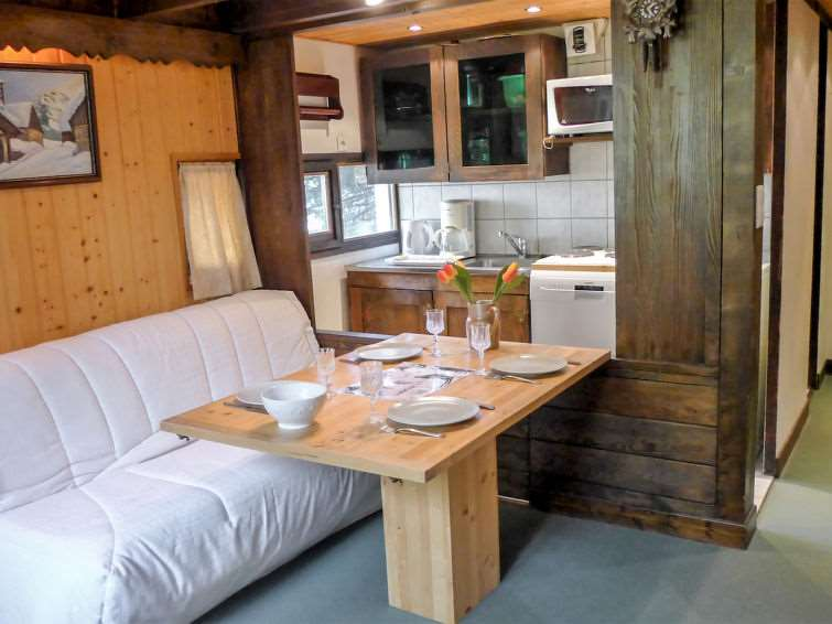 Accommodation in Argentière