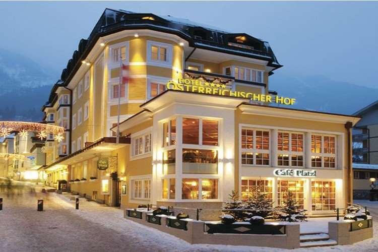 Hotel Osterreichischerhof - Bad Hofgastein