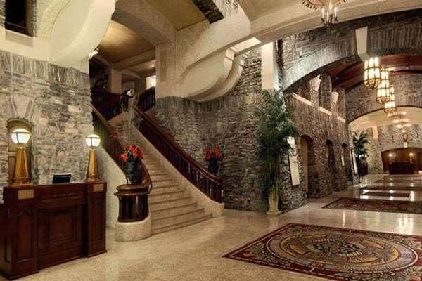 The Fairmont Banff Springs - Hotel - Banff