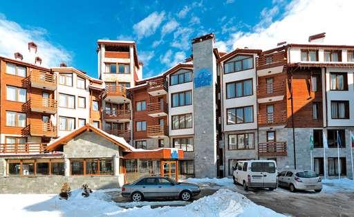 Grand Montana - Apartment - Bansko