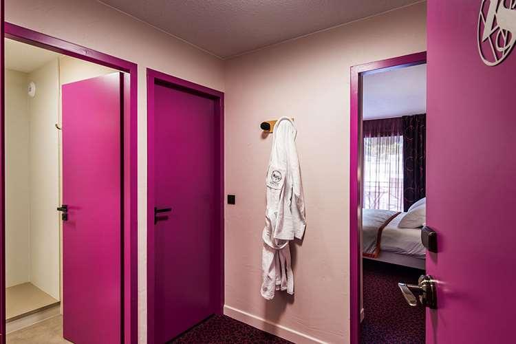 Hotel La Vanoise - Brides-les-Bains