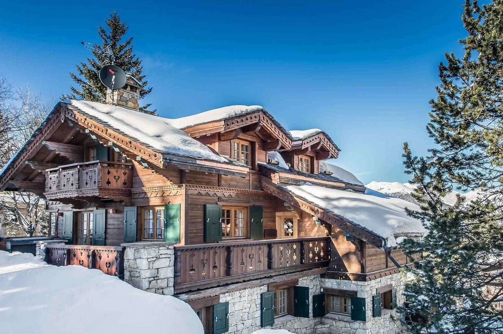 Accommodation in Courchevel Moriond