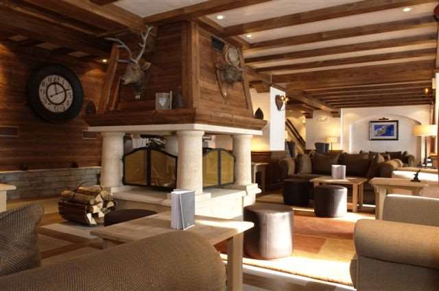 Hotel Portetta - Courchevel Moriond