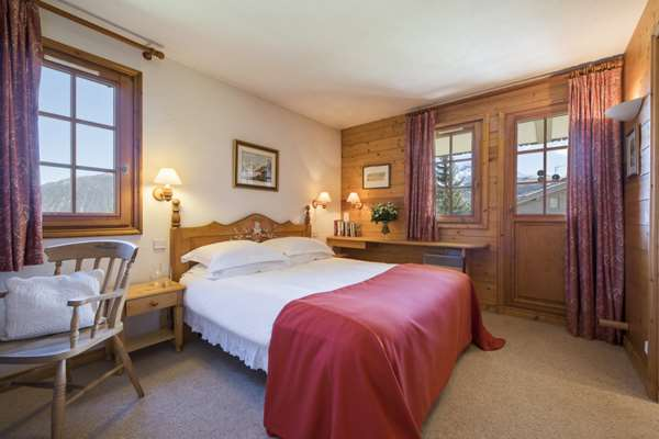 Accommodation in Courchevel 1850
