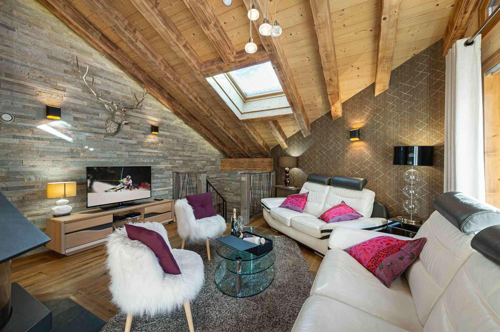 Accommodation in Courchevel Le Praz