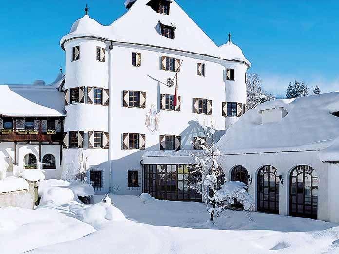 Hotel Schloss Rosenegg - Fieberbrunn - PillerseeTal