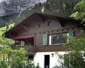 Accommodation in Kandersteg