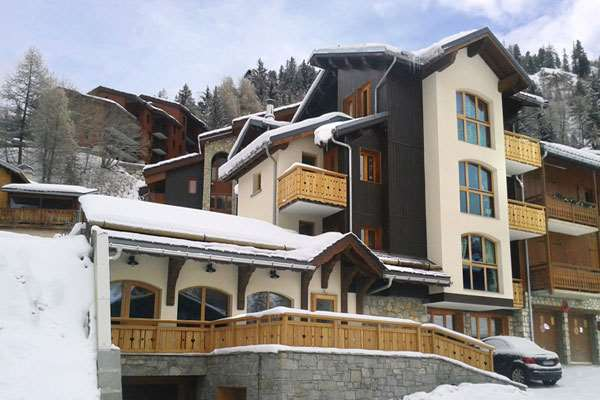 Accommodation in Plagne 1800