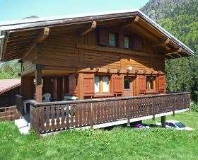 Accommodation in Les Houches