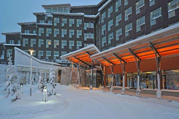 Santa's Hotel Levi Panorama - Levi