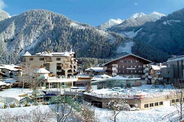 Spa Hotel Strass - Mayrhofen
