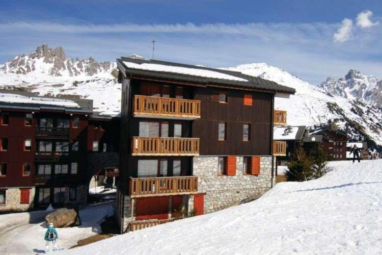 Le Hameau de Mottaret Apartments - Méribel Mottaret