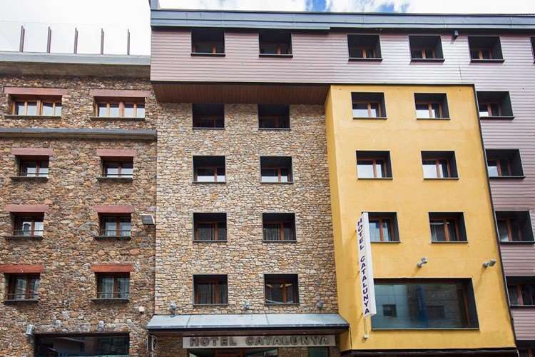 Hotel Catalunya - Pas de la Casa / Grau Roig
