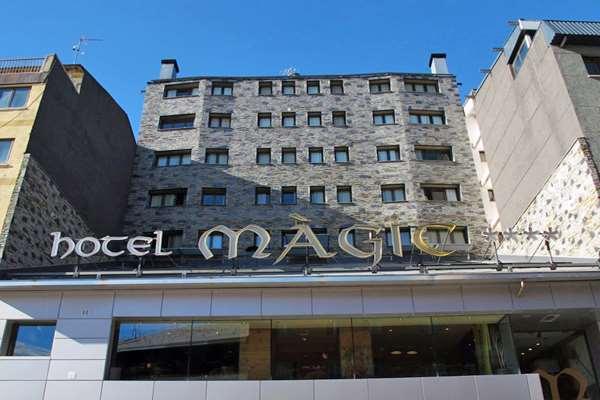 Magic Hotel - Pas de la Casa / Grau Roig