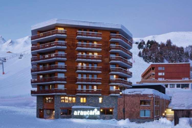 Hotel Araucaria - Plagne Centre