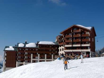 Residence Le Cervin - Apartment - Plagne Soleil