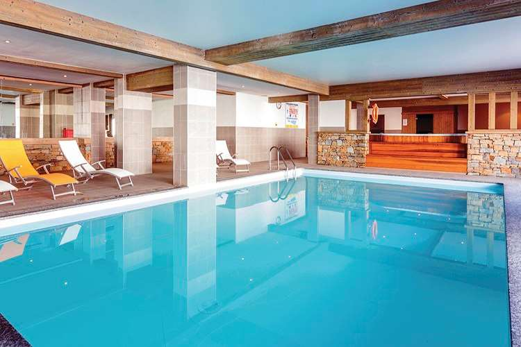 Sun Valley Apartments - Plagne Soleil