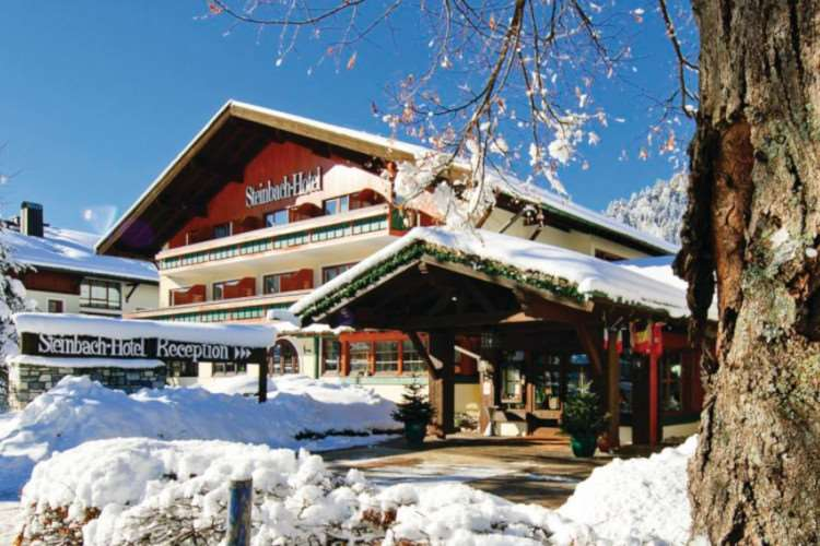 Steinbach - Chalet - Ruhpolding