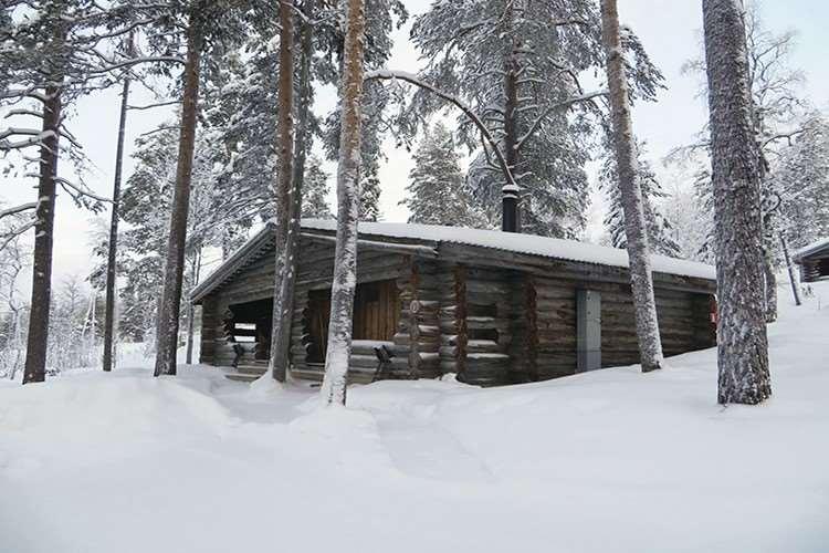 Kelorinne Log Cabins - Apartment - Sålla