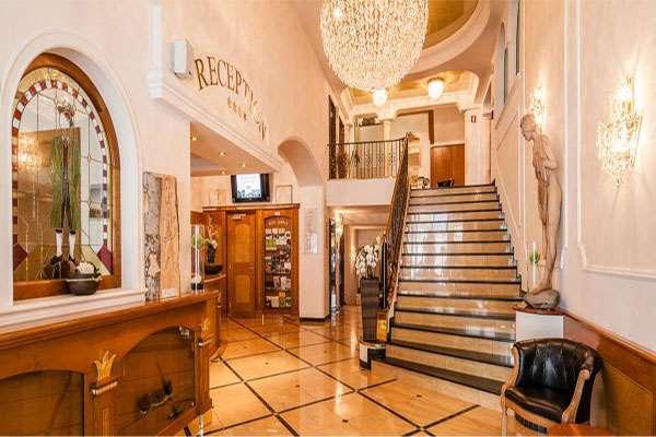 Hotel Oswald - Selva-Sella Ronda