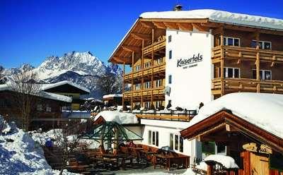 Hotel Kaiserfels - St Johann in Tirol