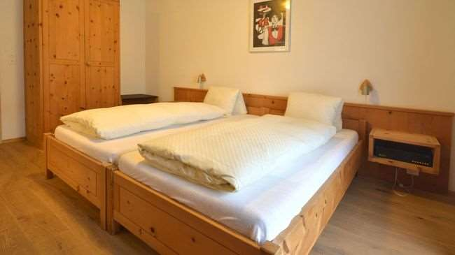 Accommodation in Giessbach