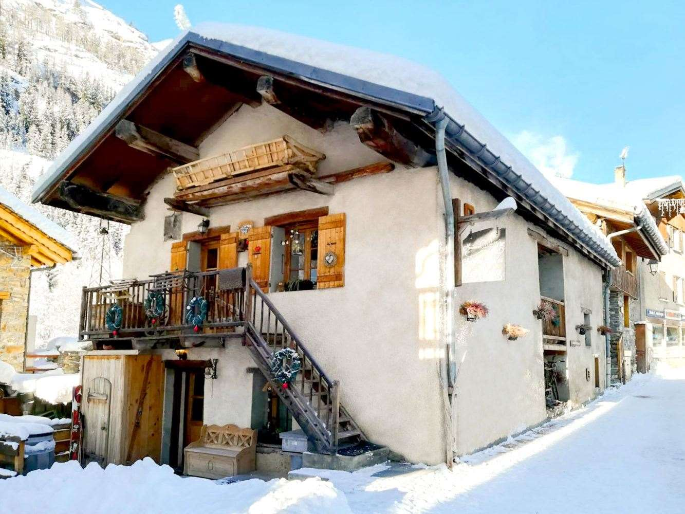 Accommodation in Tignes Les Brévières