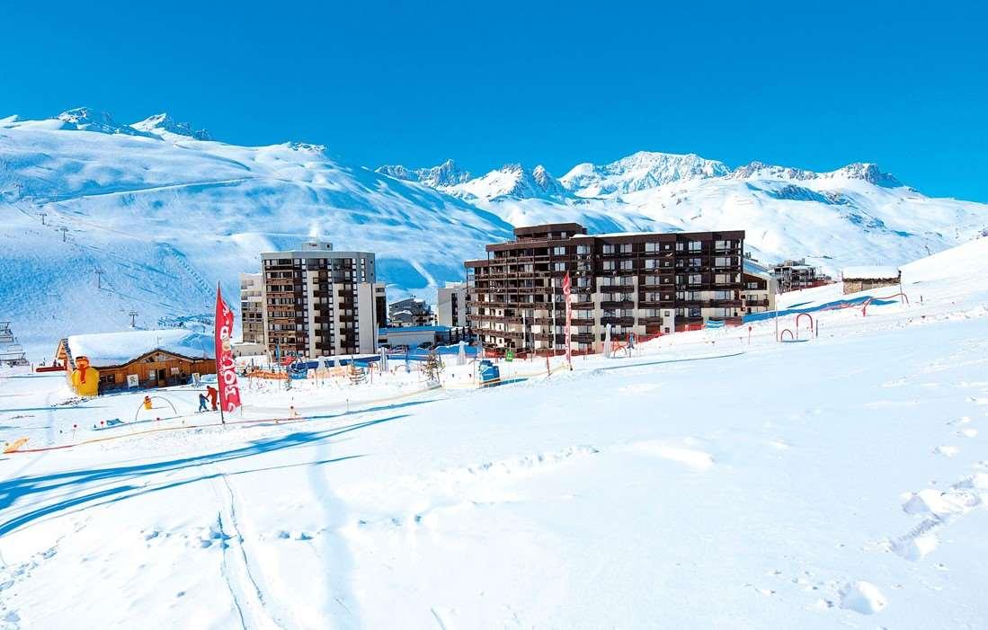 Le Hameau du Borsat Apartments - Tignes Val Claret