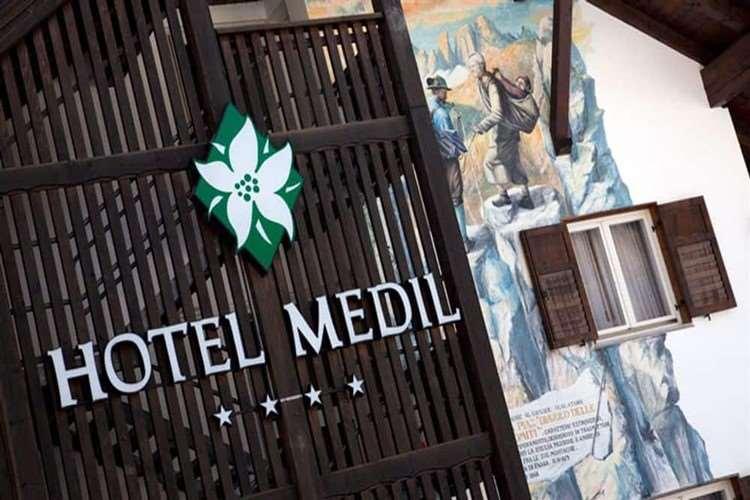 Hotel Medil-Campitello - Val di Fassa