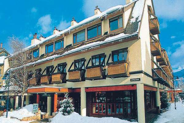 Blackcomb Lodge - Apartment - Whistler Blackcomb