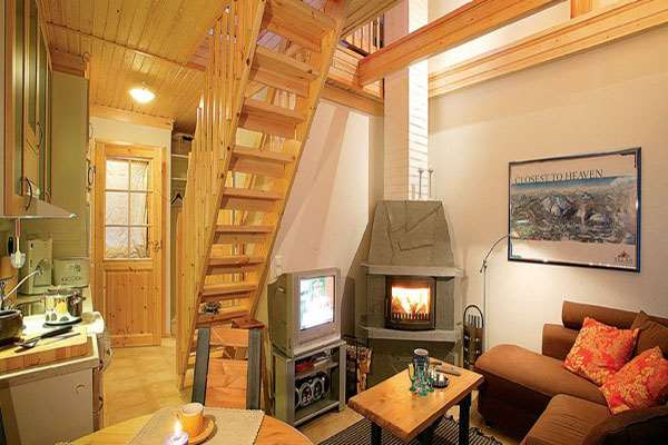 Yllas Log Cabin - Apartment - Ylläs