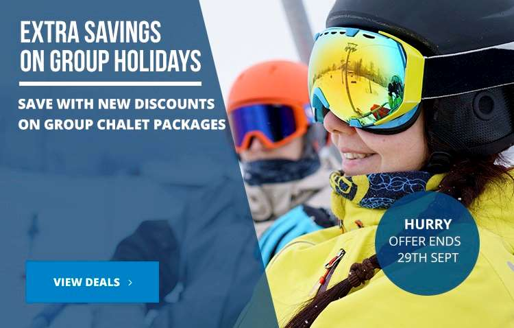 New group discounts