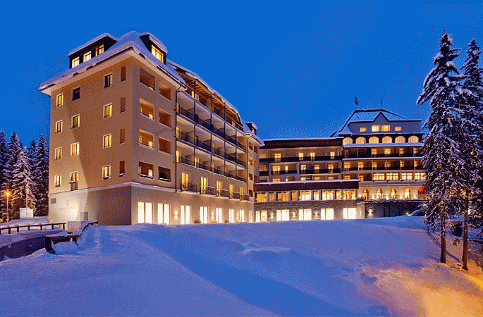 Hotel Waldhotel National