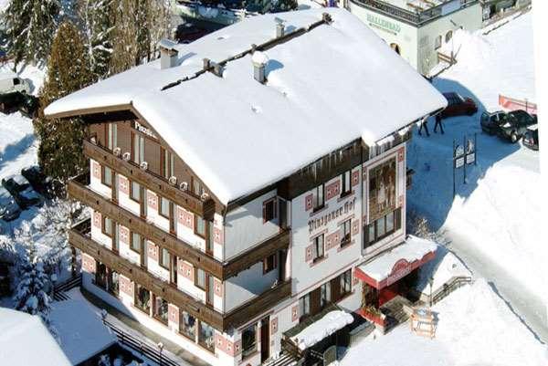 Chalet Hotel Pinzgauerhof