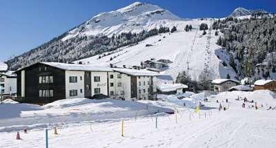 Chalet Hotel Montfort