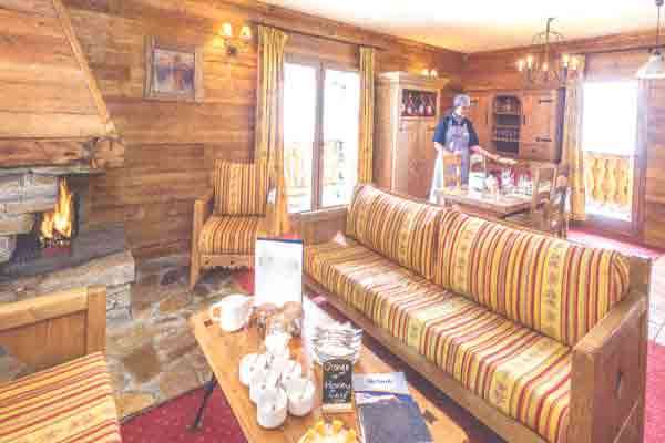 Chalet L'Ours Andin