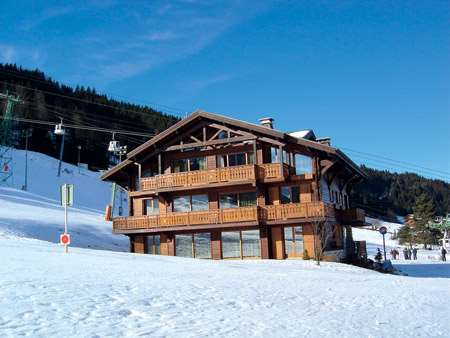Chalet Matine Apartments