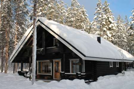 Pyhä Log Cabins - (4 star cabins)