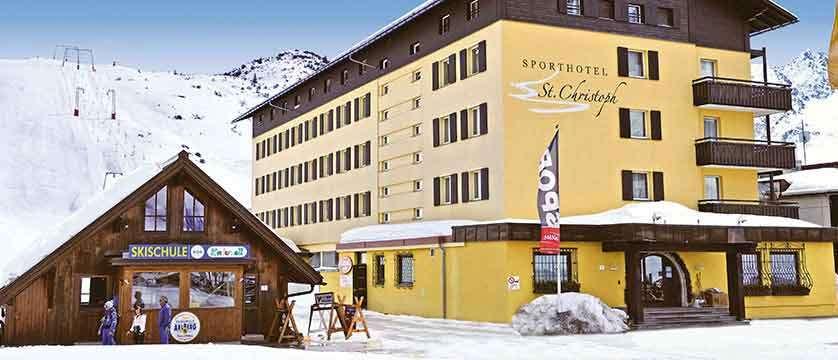 Chalet Hotel St.Christoph