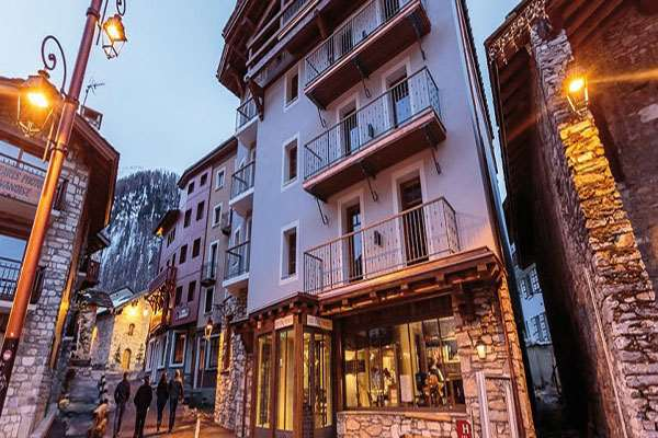 Hotel Les Cinq Freres