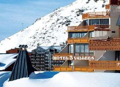 Hotel Les Trois Vallees