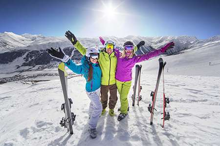 best resorts for all round skiing