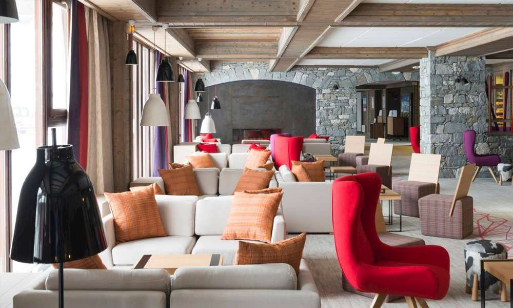 Club Med Les Arcs Extreme Lounge