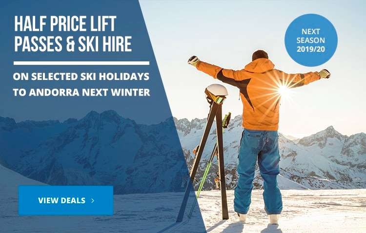 Winter 2019/20 ski holidays