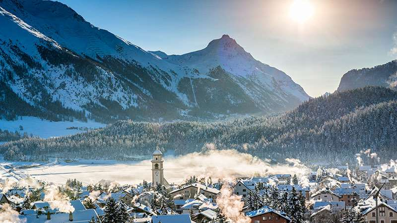 World's most exclusive ski resorts