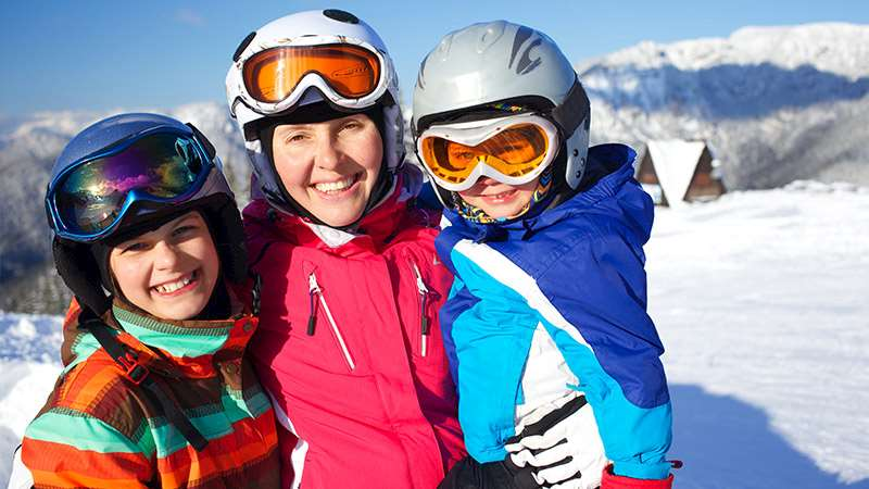 family skiing tips