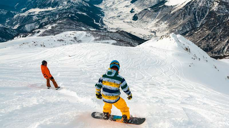 Group ski holiday checklist
