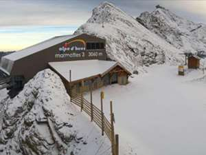 Early Season Snow Report | 10 Oct 2014