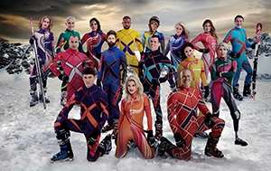 Have a go at the wintersports featured in Channel 4's The Jump
