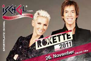 Ischgl To Open With Roxette